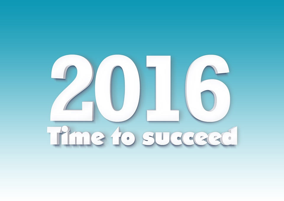 One Year To Live - 2016 Time to Succeed