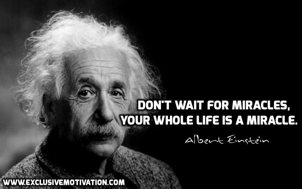 Top 10 Albert Einstein Picture Quotes