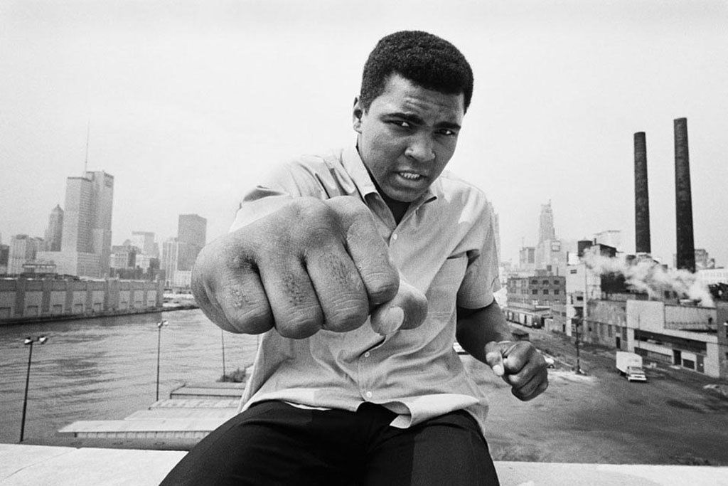15 Favorite Muhammad Ali Picture Quotes
