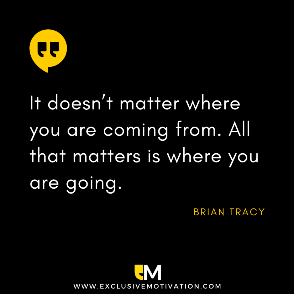 Top Brian Tracy Quotes