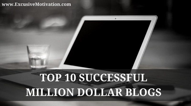 Million Dollar Blogs