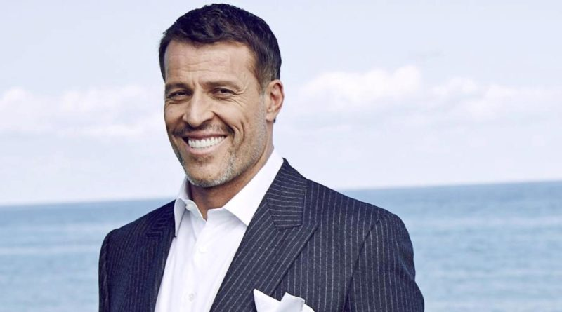 Tony Robbins Speech
