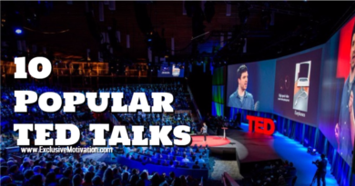 Popular TED Talks