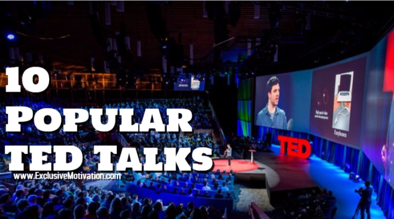 Popular TED Talks