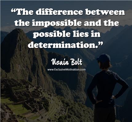 Usain Bolt Quotes Exclusive Motivation