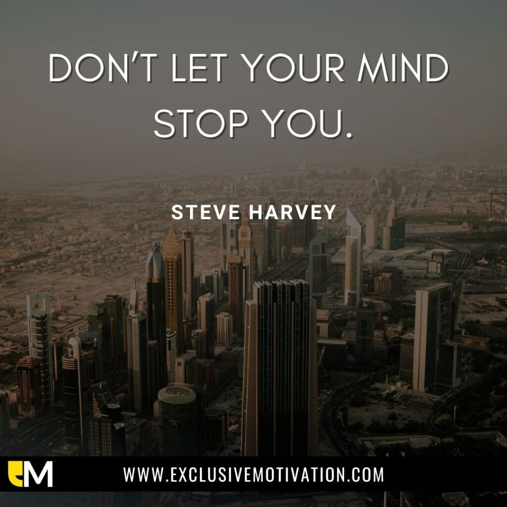 Best Steve Harvey Quotes
