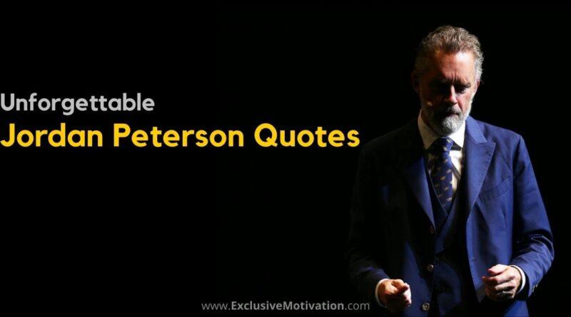 Jordan Peterson Quotes