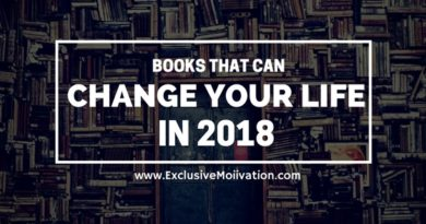 Change Your Life in 2018