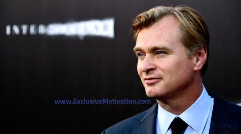 Christopher Nolan Quotes