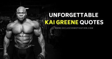 Kai Greene Quotes