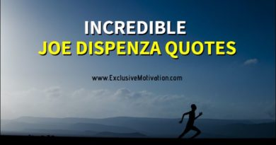 Incredible Joe Dispenza Quotes