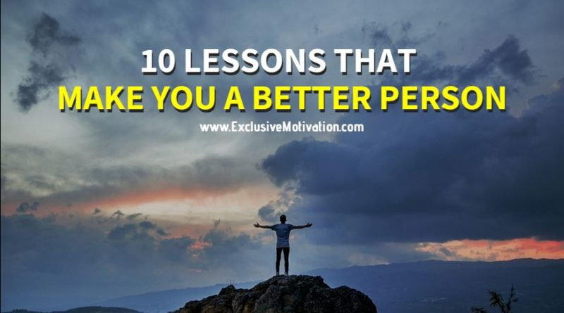 Better Person