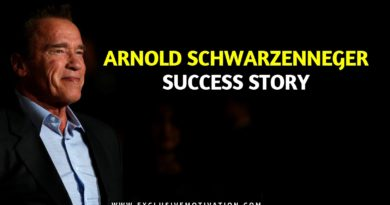 Arnold Schwarzenneger Success Story