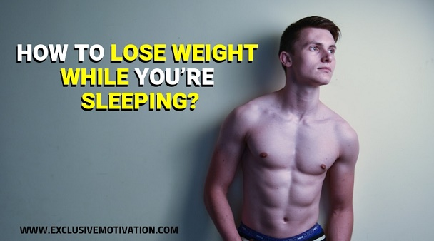 How to easily lose weight?