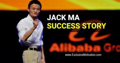 Inspirational Jack Ma Success Story