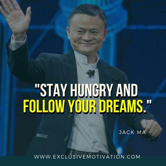 Jack Ma Success Story