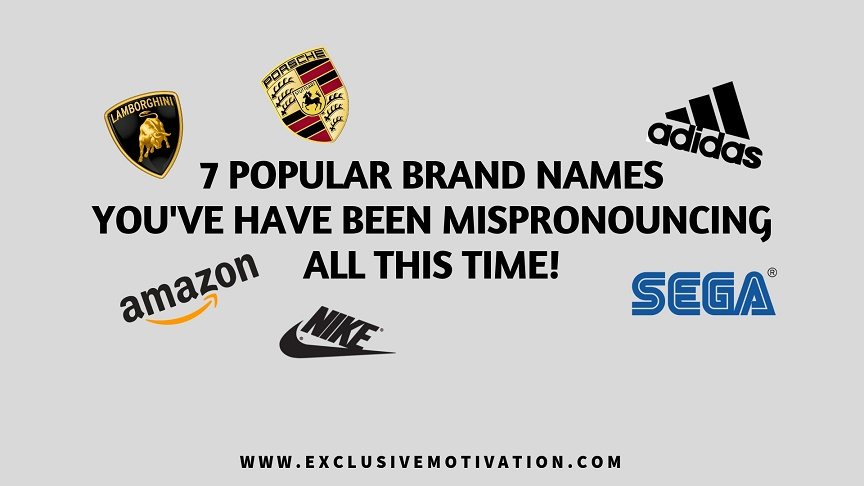 Popular Brands Names