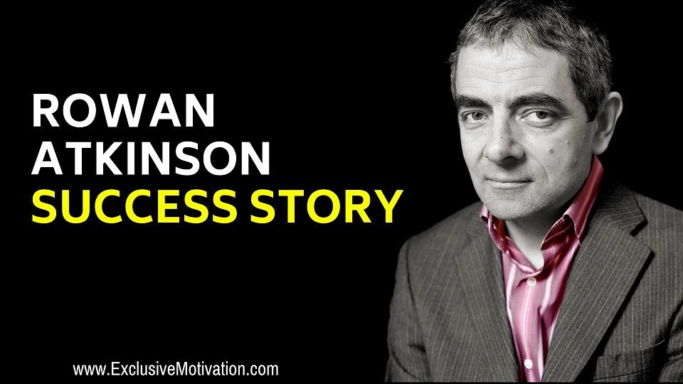 Rowan Atkinson Success Story