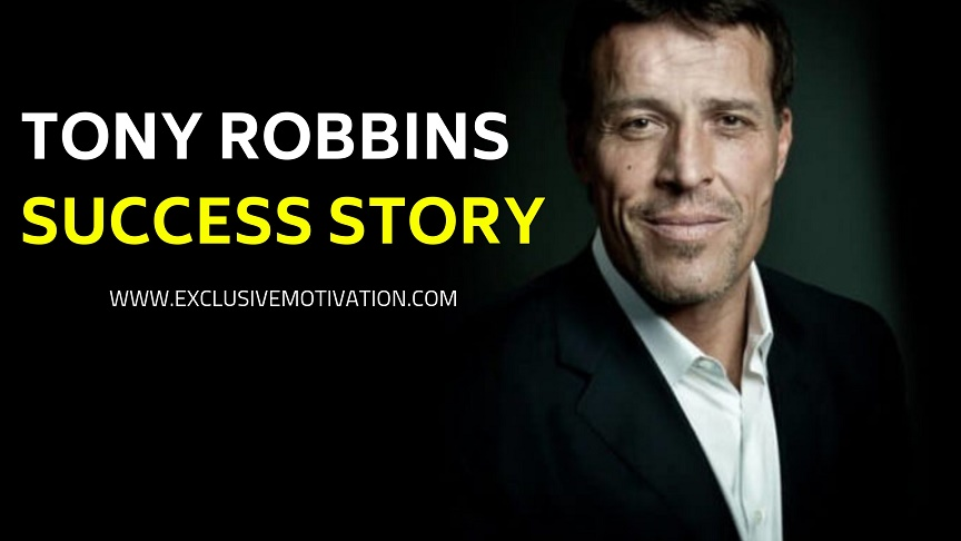 Tony Robbins Success Story