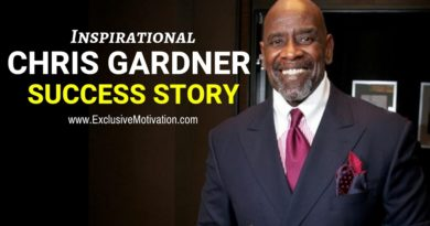 Chris Gardner Success Story