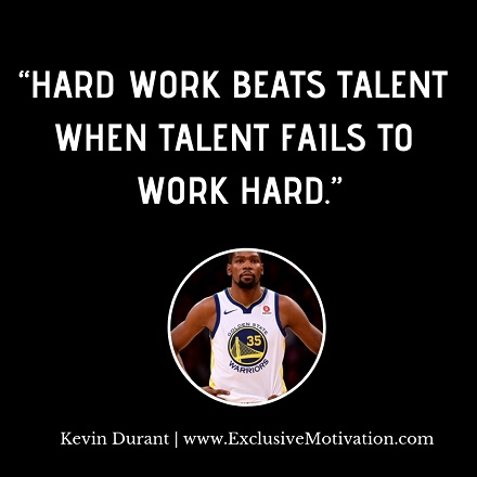 Inspirational Kevin Durant Quotes