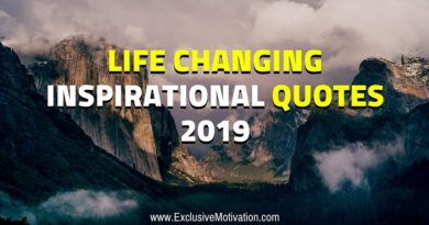 Inspirational Quotes 2019