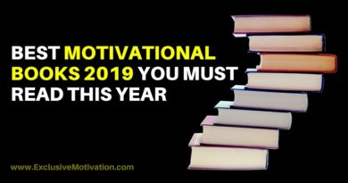 Best Motivational Books 2019