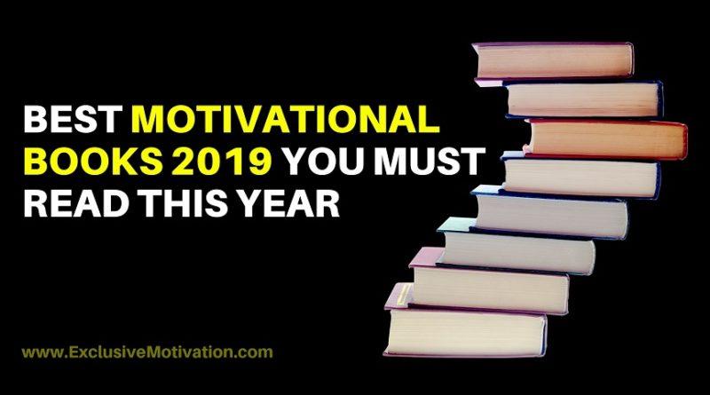 Best Motivational Books 2019