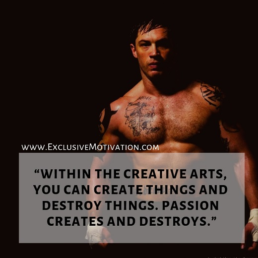 Tom Hardy Quotes 2019