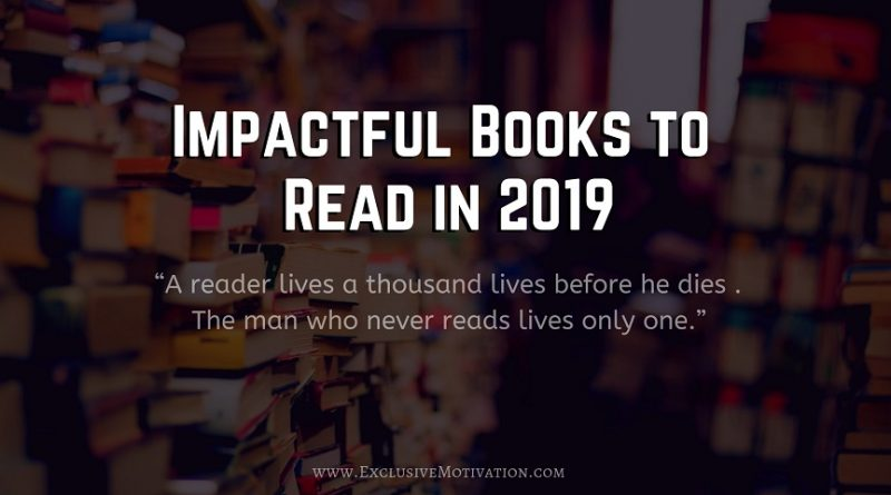 Impactful Books
