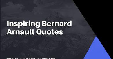 Inspiring Bernard Arnault Quotes