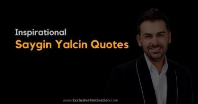 Saygin Yalcin Quotes
