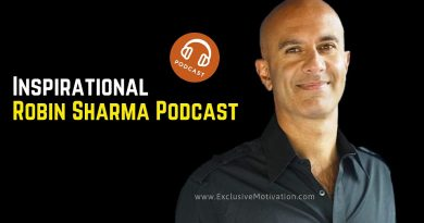 Inspirational Robin Sharma Podcast