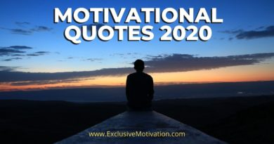 Motivational Quotes 2020