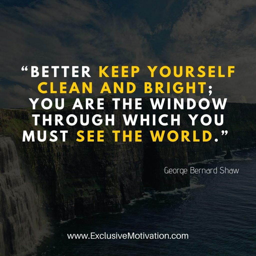 Motivational George Bernard Shaw Quotes 2020