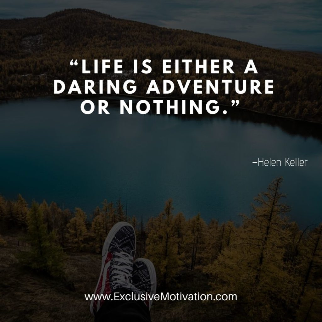 Top Helen Keller Quotes on Motivation