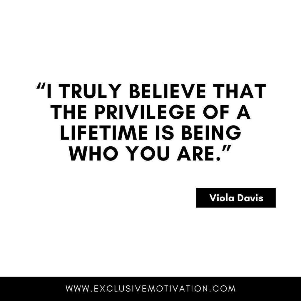 Top Viola Davis Quotes