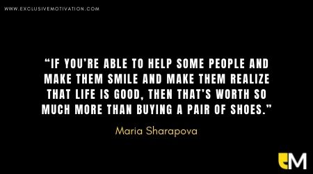 Top Maria Sharapova Quotes