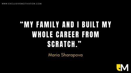 Top Maria Sharapova Quotes