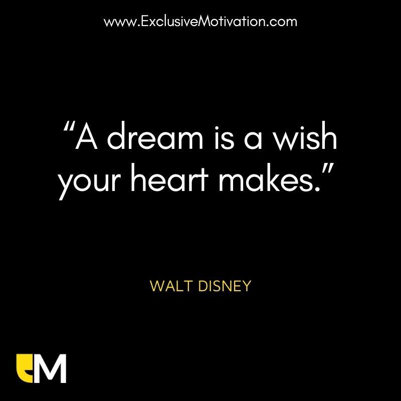Short Dreams Quotes