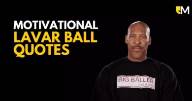 Motivational LaVar Ball Quotes