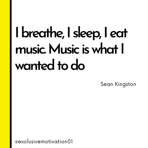 Top Sean Kingston Quotes