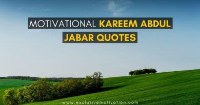 Best Kareem Abdul Jabar Quotes