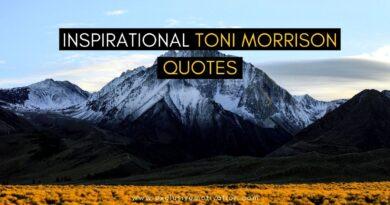 Top Toni Morrison Quotes