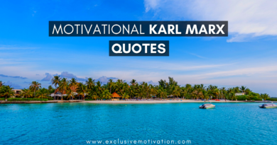 Best Karl Marx Quotes