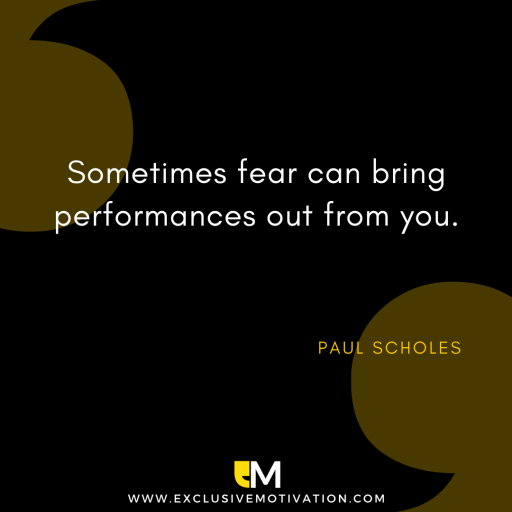 Top Paul Scholes Quotes