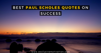Best Paul Scholes Quotes