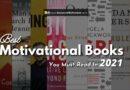 best motivational books 2021