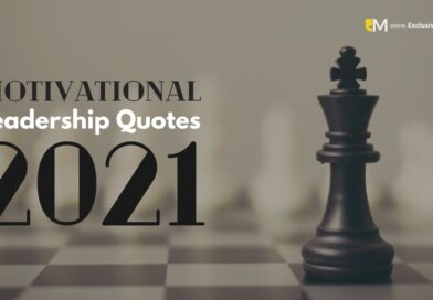 Leadership Quotes 2021