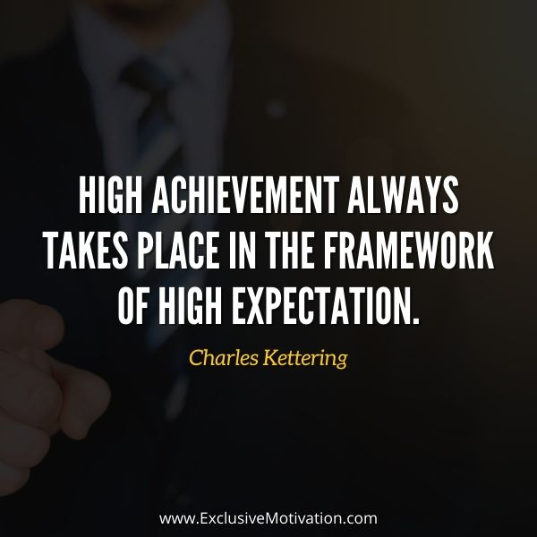 Top Achievement Quotes